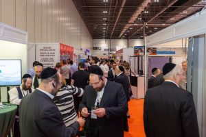 Whoever first coined the phrase 'you can't please everyone' clearly had no experience of delivering a Jewish Property and Trade Exhibition.