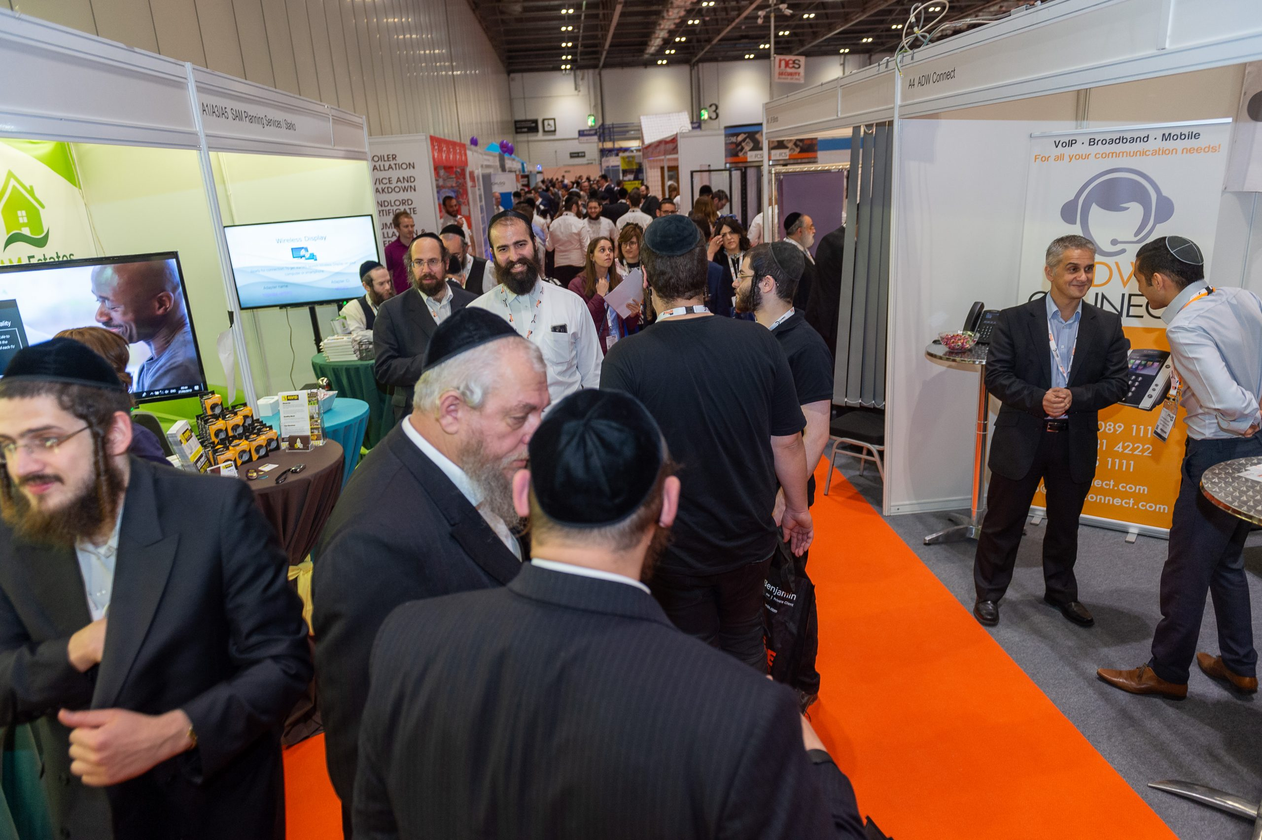 Ways to promote your JTrade stand – and attract visitors
